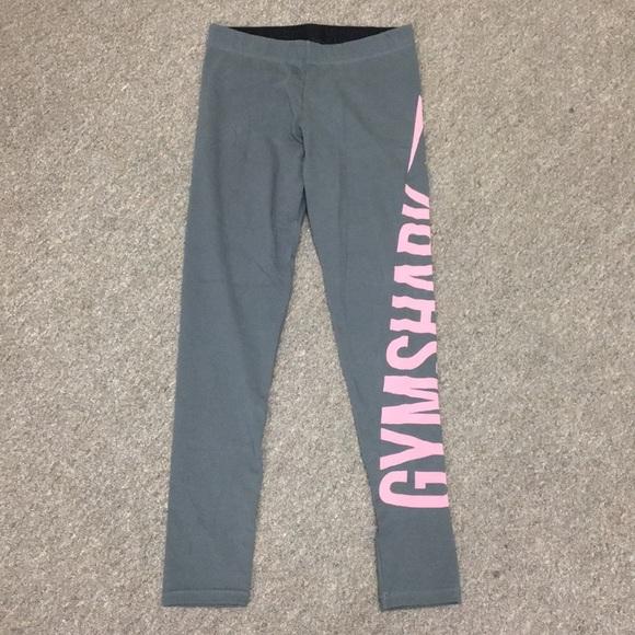 e4bb86ca17 Gymshark Pants - Gymshark Burnout Leggings
